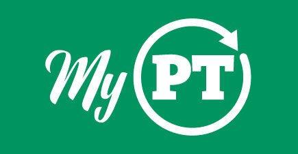 My PT logo