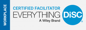Everything DiSC® Certified Facilitator badge